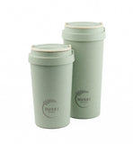 Rice Husk Travel Cup - Duck Egg Blue 500ml (Large) - Huski Home