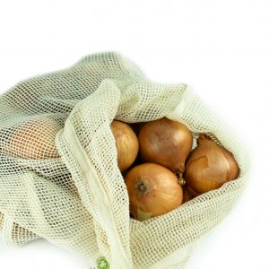 Large Organic Cotton Mesh Produce Bag