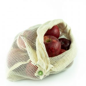 Medium Organic Cotton Mesh Produce Bag