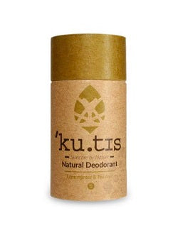 Lemongrass & Tea Tree Deodorant 55g - Kutis Skincare