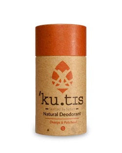 Orange & Patchouli Deodorant 55g - Kutis Skincare