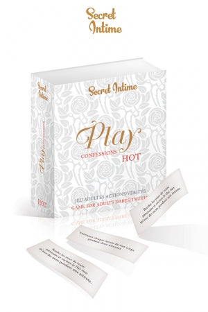 Nudiome - Jeu play confession Hot - Secret intime