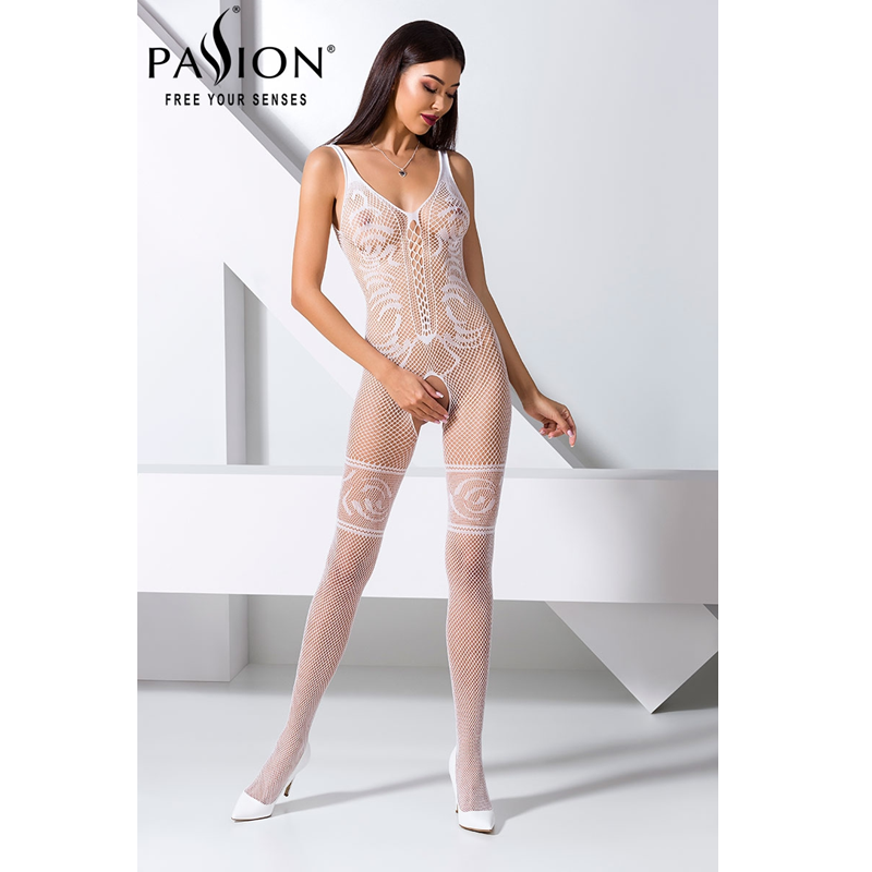 Combinaison BS069 - Passion Lingerie - Nudiome