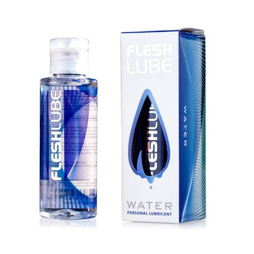 LUBRIFIANT À BASE D'EAU 100ML - FLESHLIGHT FLESHLUBE