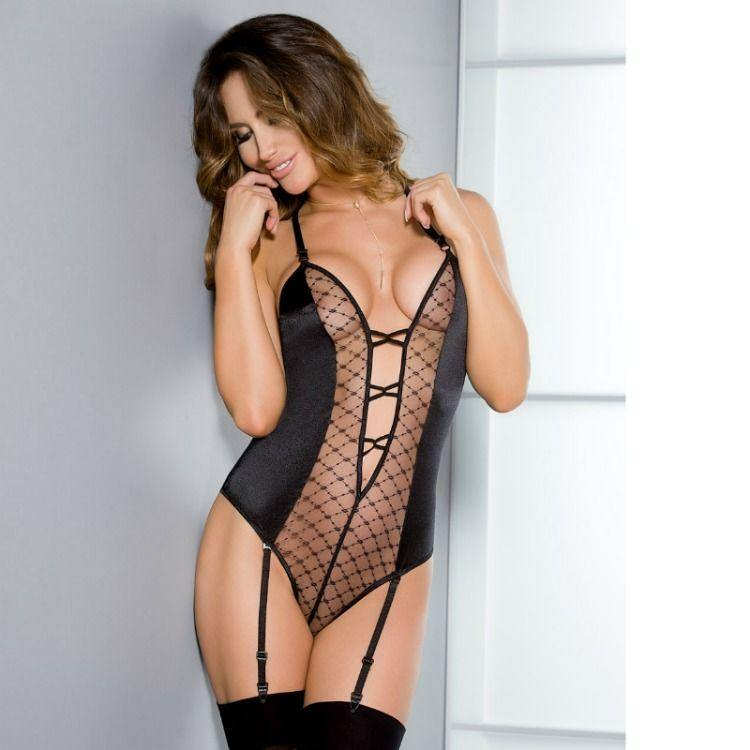 Body Teddy Dallas noir - Casmir
