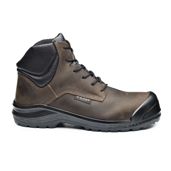 Scarpa di sicurezza Base Be Browny Top S3