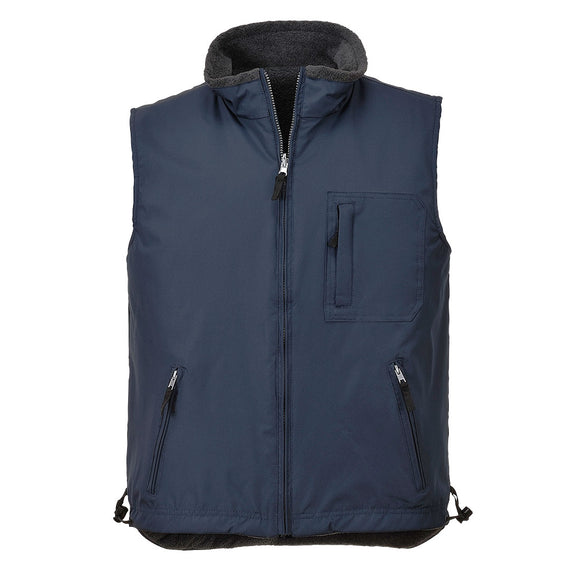 Gilet Bodywarmer Reversibile RS