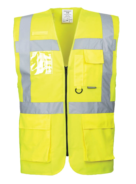 Gilet Executive Berlino | Dpi Sicurezza