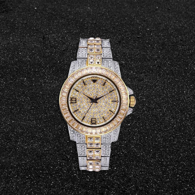 Baguette Quartz Watch - jewelrychamps