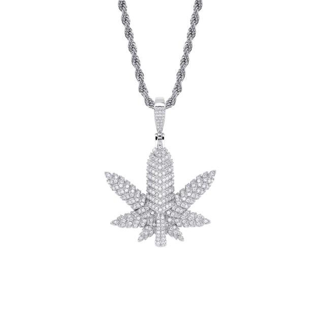 Magic Leaf Pendant - jewelrychamps