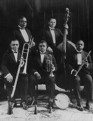 Louis Armstrong & The King Oliver Band