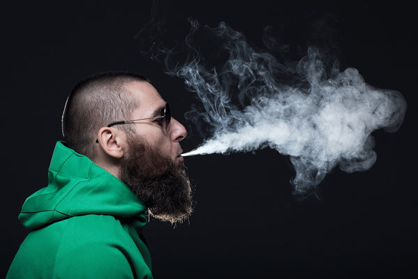 Guy Smoking
