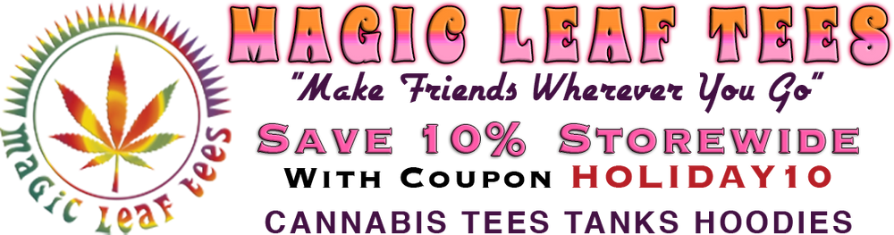 Magic Leaf Tees