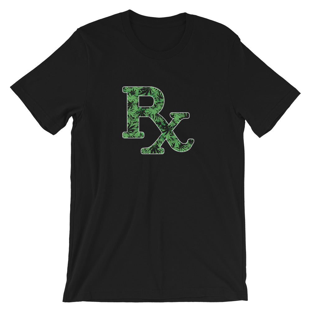 Cannabis Rx Prescription T-Shirt - Magic Leaf Tees
