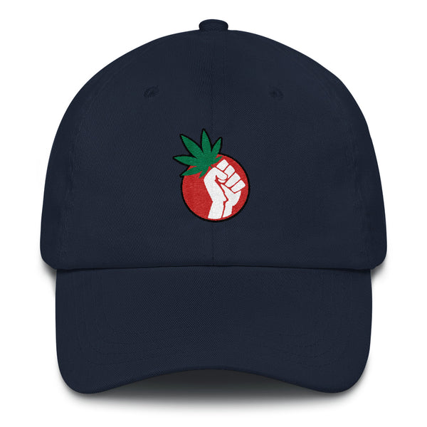 Free The Weed Legalize Marijuana Baseball Cap - Magic Leaf Tees