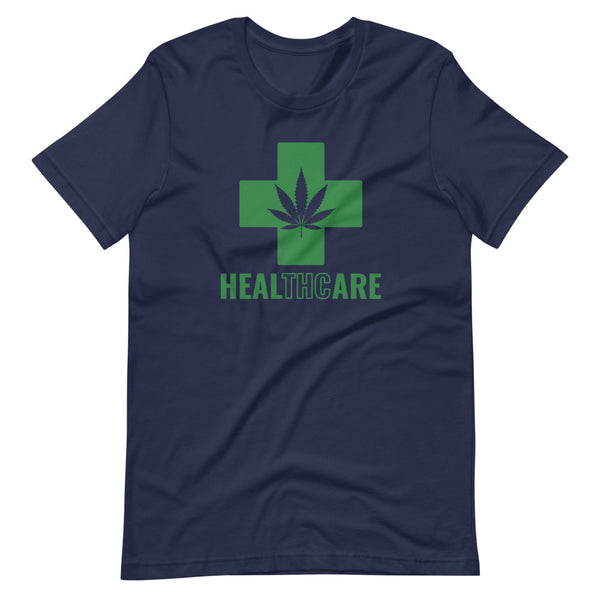 Green Cross Healthcare THC Medical Marijuana T-Shirt