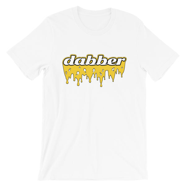 Dabber Cannabis Wax Stoner 420 T-Shirt - Magic Leaf Tees