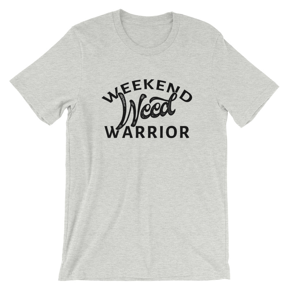 Weekend Weed Warrior 420 T-Shirt - Magic Leaf Tees
