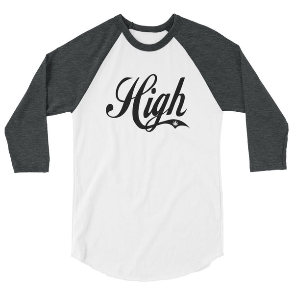 High Raglan - Magic Leaf Tees