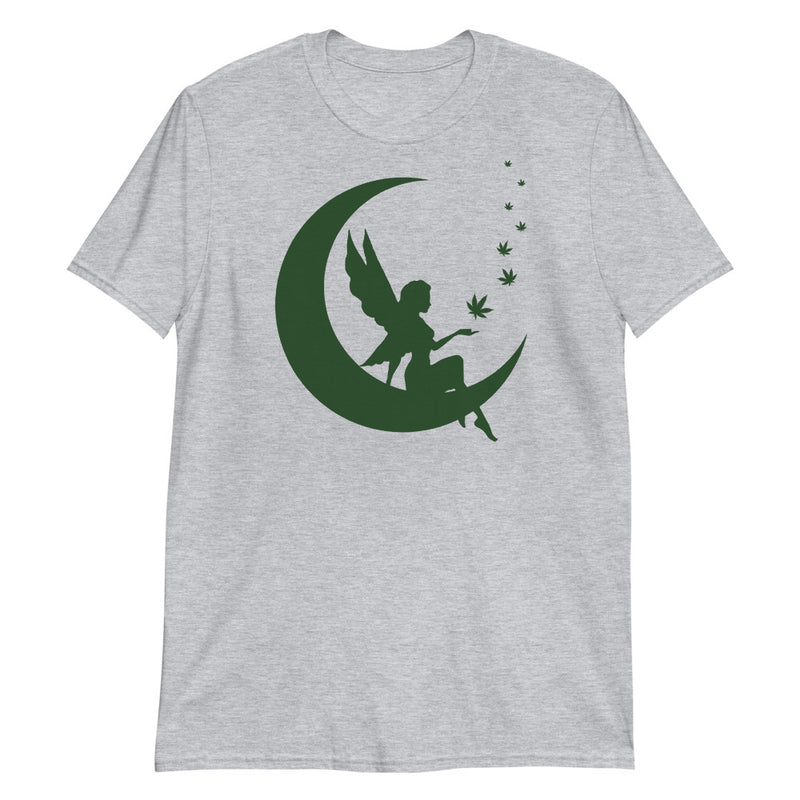 Weed Fairy 420 T-Shirt - Magic Leaf Tees