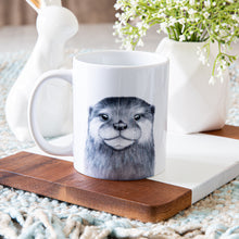 Load image into Gallery viewer, Otter Mug
