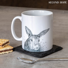 Load image into Gallery viewer, Rabbit Mug | 100% Unique Design