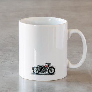 Motorbike Mug | Unique Design