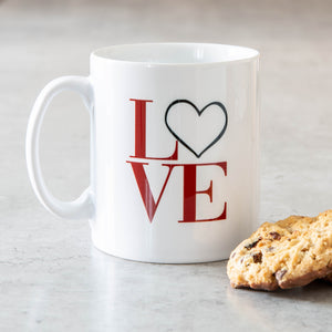 L.O.V.E Mug | Ideal gift for a loved one