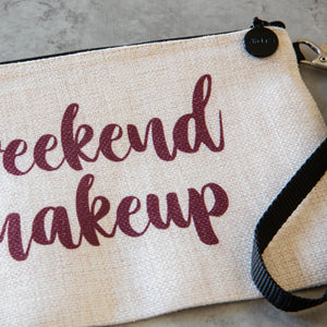 Make-up Bag Wedding Day Makeup Weekend Makeup
