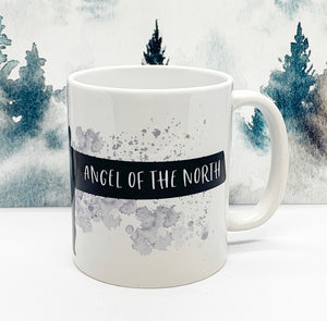 Angel of the North Mug