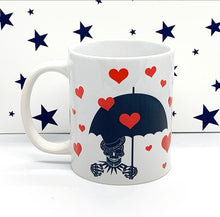 Load image into Gallery viewer, Skull Valentine Mugs