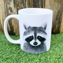 Load image into Gallery viewer, Raccoon Mug