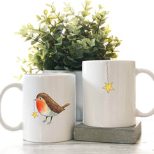 Load image into Gallery viewer, Robin Star Mug
