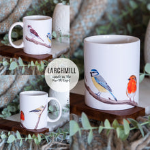 Load image into Gallery viewer, English Garden Birds Mug