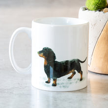 Load image into Gallery viewer, Dachshund Mug Personalised