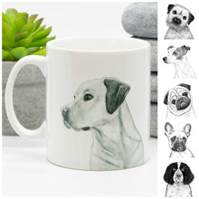 Load image into Gallery viewer, Dog Design Mug