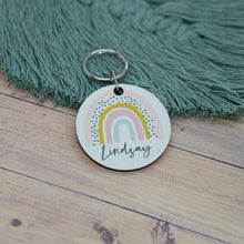 Load image into Gallery viewer, Rainbow Keyring