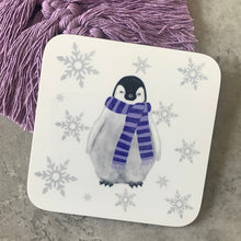 Load image into Gallery viewer, Penguin Coasters