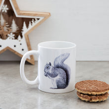 Load image into Gallery viewer, Squirrel Mug, Personalised