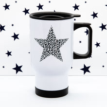Load image into Gallery viewer, Travel Mug (silver or white, any design)