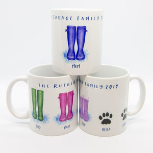 WELLINGTON FAMILY Mug