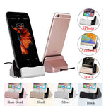 Cradle Charger Base For iPhone and Android Phones-Phone Accessories-Eclipse High Tech