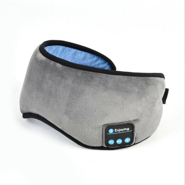 Bluetooth Stereo Sleep Mask-Bluetooth Earpods/Headphones-Eclipse High Tech