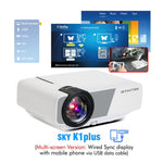 BYINTEK SKY K1/K1plus LED Portable Home Theater HD Mini Projector-Home Projectors-Eclipse High Tech