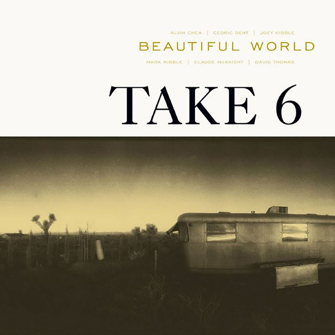 Beautiful World (CD)