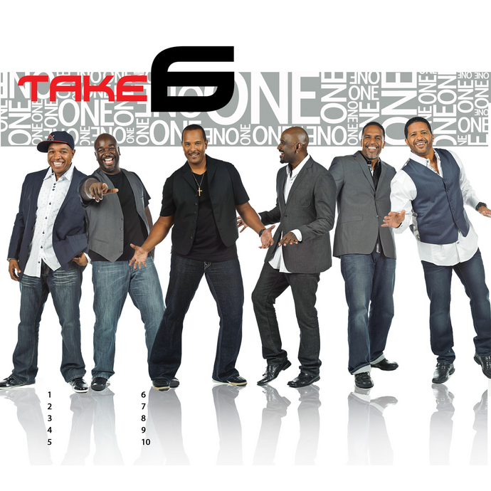 Take 6 One (CD)