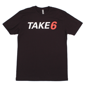 Take6 Logo Tee (Black)
