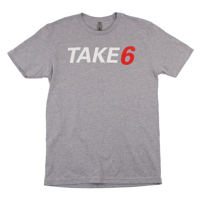 Take6 Logo Tee (Sport Gray)