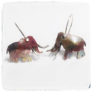 Mammoth Earrings