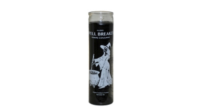 Spell breaker Candle